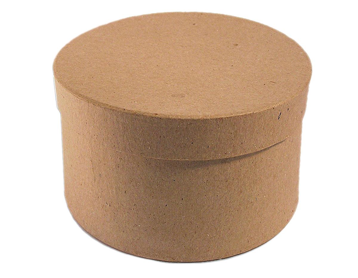 PM1051B PM1052B PM1054B Caja papel mache redonda Innspiro