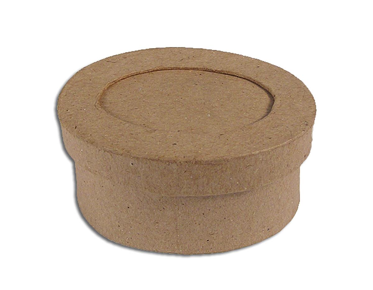 PM1051DP Caja papel mache con marco oval Innspiro
