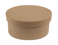 PM1051D PM1052D PM1054D Caja papel mache oval Innspiro