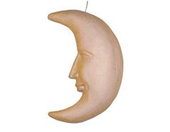 PM160 PM159 PM158 PM156 Colgante papel mache luna Innspiro