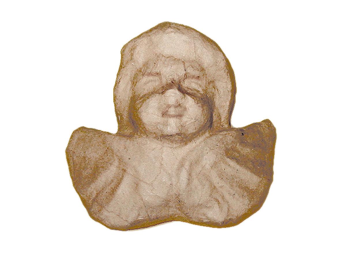 PM251S Cabeza angel papel mache Innspiro