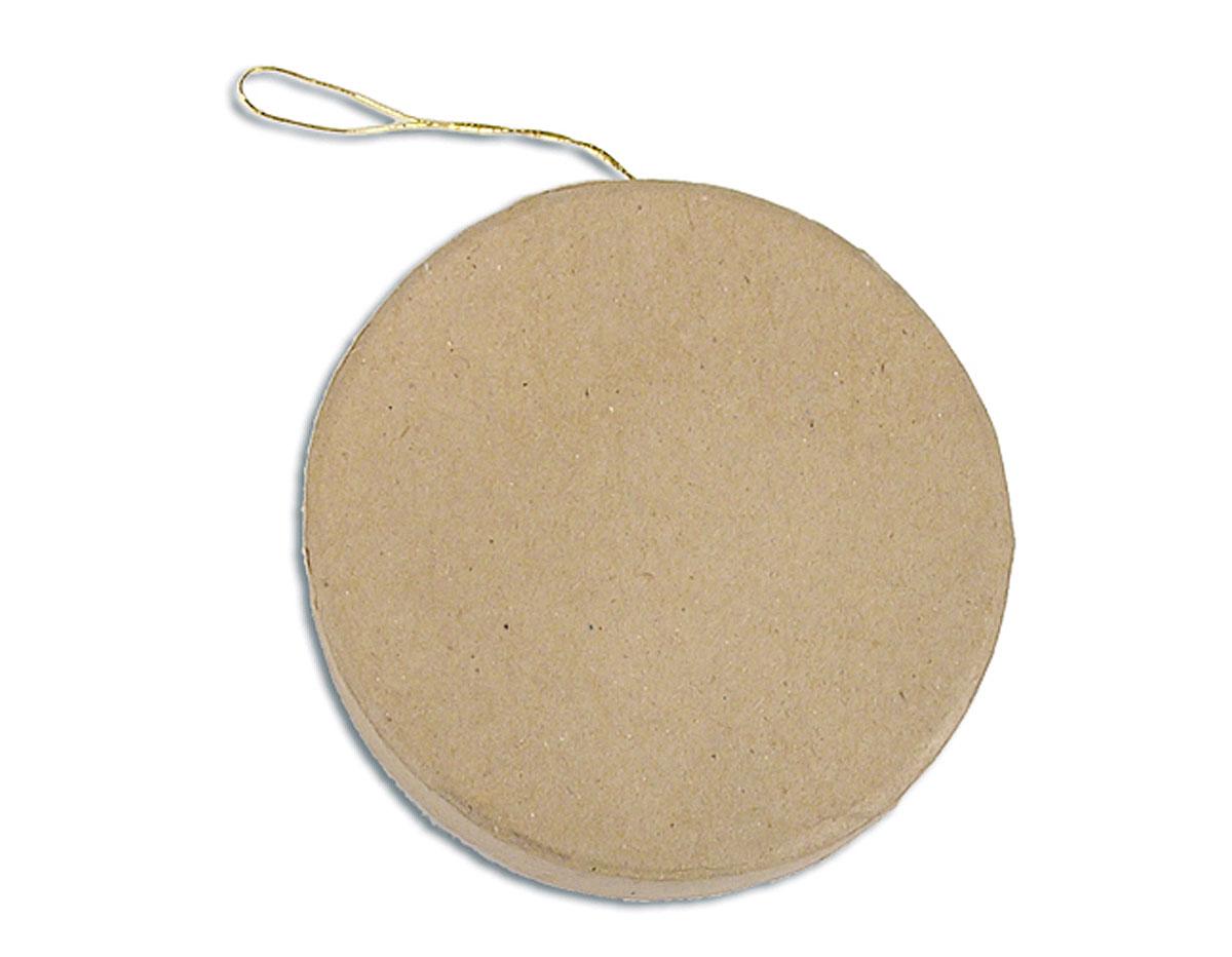 PM6283B Colgante papel mache redondo plano Innspiro