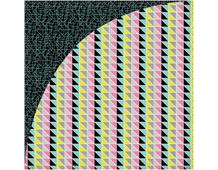 PSM-4823 Papel doble cara PRISM Quilt Basic Grey