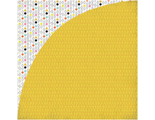 PSM-4824 Papel doble cara PRISM Beaded Basic Grey