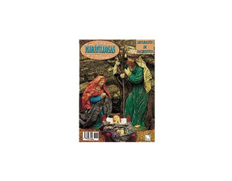 R04 Revista MANOS MARAVILLOSAS Nacimientos I 36 pag Manos Maravillosas