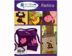 R105 Revista FIELTRO Fieltro n105 Manos Maravillosas