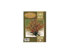 R10 Revista MANOS MARAVILLOSAS Flores secas centros 36 pag Manos Maravillosas