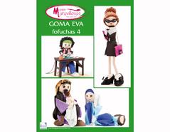 R114 Revista FOAM Goma EVA Especial fofuchas 4 n 114 Manos Maravillosas