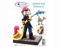 R115 Revista FOAM Goma EVA Especial fofuchas 5 n 115 Manos Maravillosas