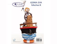 R118 Revista GOMA EVA Fofuchas 8 n 118 Manos Maravillosas