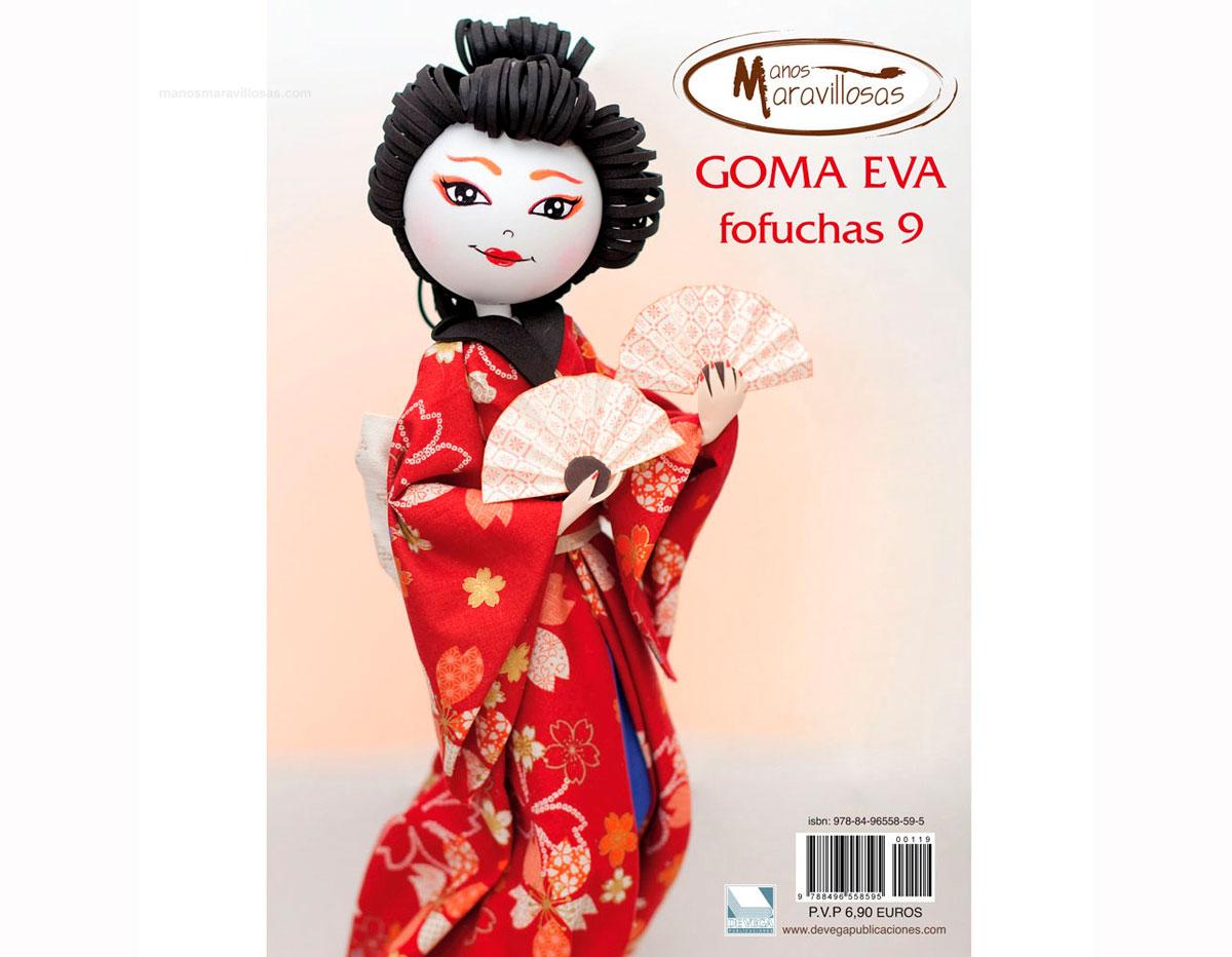 R119 Revista GOMA EVA Fofuchas 9 n119 Manos Maravillosas