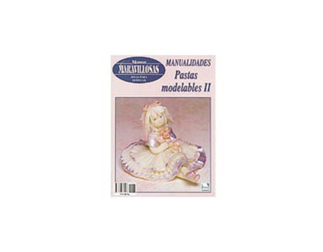 R38 Revista MANOS MARAVILLOSAS Modelables II 36 pag Manos Maravillosas