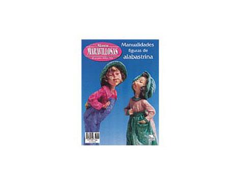 R52 Revista MANOS MARAVILLOSAS Alabastrinas II 36 pag Manos Maravillosas