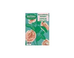 R53 Revista MANOS MARAVILLOSAS Pintura popular 36 pag Manos Maravillosas