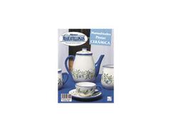 R61 Revista PINTURA CRISTAL Y PORCELANA Pintar ceramica Manos Maravillosas