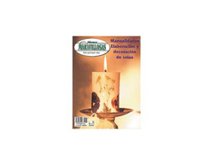 R70 Revista VELAS Decoracion de velas Manos Maravillosas