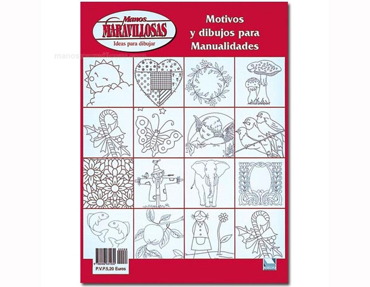 R88 Revista DIBUJO Dibujos para manualidades Manos Maravillosas