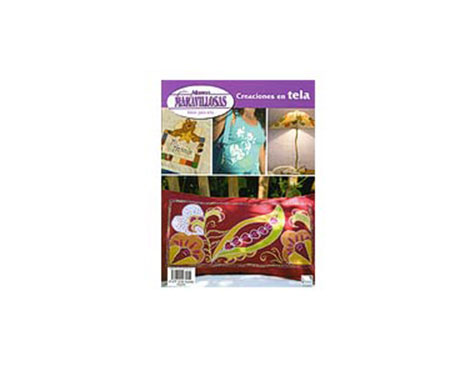 R95 Revista TELA Crea en tela Manos Maravillosas