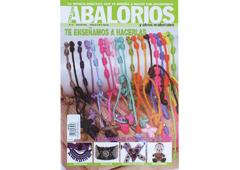 RA34 Revista ABALORIOS Hazlo tu misma Teje cordones de abalorios con ganchillo 66 pag Crea con abalorios