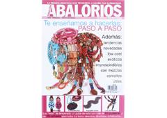 RA40 Revista CUENTAS Y ABALORIOS Te ensenamos a hacerlas Paso a paso n40 Crea con abalorios