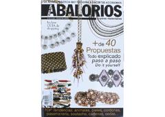 RA50 Revista CUENTAS Y ABALORIOS Crea con Abalorios mas de 40 propuestas todo explicado n50 Crea con abalorios