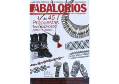 RA51 Revista CUENTAS Y ABALORIOS Crea con Abalorios mas de 45 propuestas todo explicado n51 Crea con abalorios