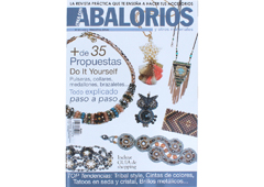 RA52 Revista CUENTAS Y ABALORIOS Crea con Abalorios mas de 35 propuestas Do It Yourself n52 Crea con abalorios