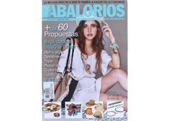 RA53 Revista CUENTAS Y ABALORIOS Crea con abalorios mas de 60 propuestas explicadas paso a paso n 53 Crea con abalorios