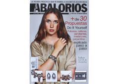 RA54 Revista CUENTAS Y ABALORIOS Crea con abalorios mas de 30 propuestas Do it Yourself explicadas paso a paso n 54 Crea con abalorios
