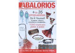 RA56 Revista CUENTAS Y ABALORIOS Crea con abalorios mas de 35 propuestas Do it Yourself explicadas paso a paso n 56 Crea con abalorios
