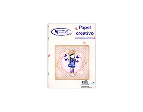 RC001 Revista PAPEL Y CARTRON Papel creativo n 1 Manos Maravillosas