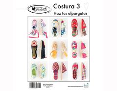RCOS03 Revista COSTURA 3 Haz tus alpargatas Manos Maravillosas - Ítem