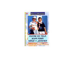 RD08003 Revista PINTURA TELA Pintar en tela para ninos y jovenes El drac