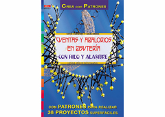 RD1003 Revista CUENTAS Y ABALORIOS Cuentas y abalorios en bisuteria 32 pag El drac