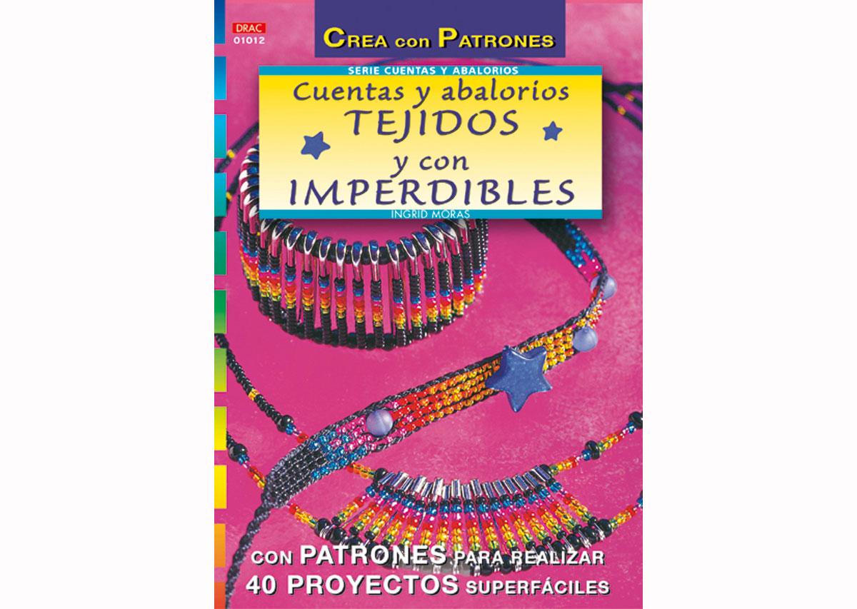RD1012 Revista CUENTAS Y ABALORIOS Tejidos imperdibles 32 pag El drac