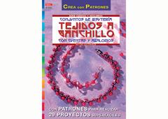 RD1016 Revista CUENTAS Y ABALORIOS Tejidos a ganchillo 32 pag El drac