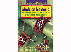 RD1018 Revista CUENTAS Y ABALORIOS Moda en bisuteria 32 pag El drac