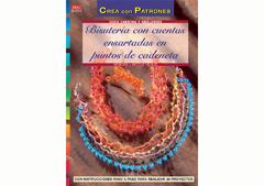 RD1036 Revista CUENTAS Y ABALORIOS Bisuteria con cuentas ensartadas en punto de cadeneta El drac