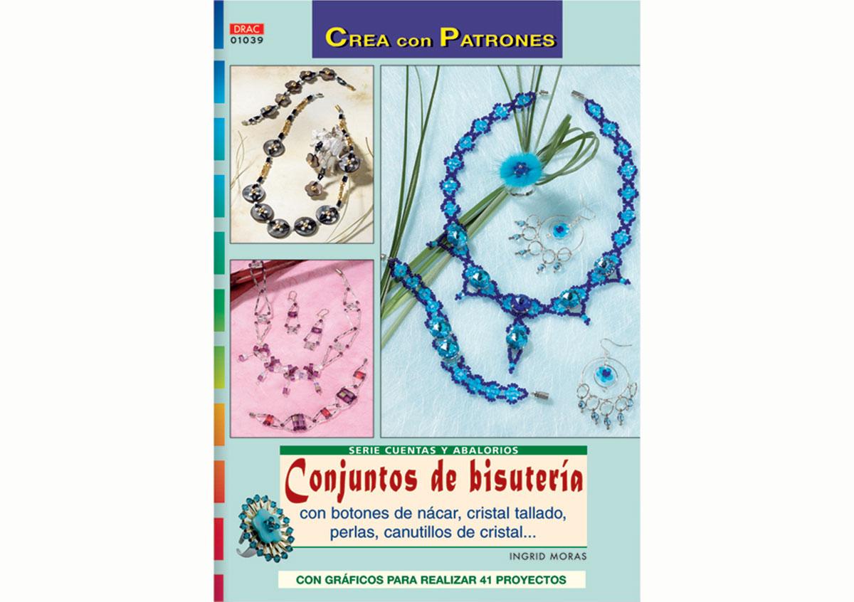 RD1039 Revista CUENTAS Y ABALORIOS Conjuntos de bisuteria El drac