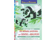 RD1042 Revista CUENTAS Y ABALORIOS Mis animales preferidos con cuenta y abalorios El drac