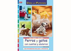 RD1055 Revista CUENTAS Y ABALORIOS Perros y gatos con cuentas y abalorios El drac