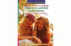 RD1061 Revista CUENTAS Y ABALORIOS Pulseras de la amistad de estilo etnico El drac