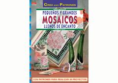 RD15003 Revista MOSAICO Pequenos y grandes mosaicos llenos de encanto El drac
