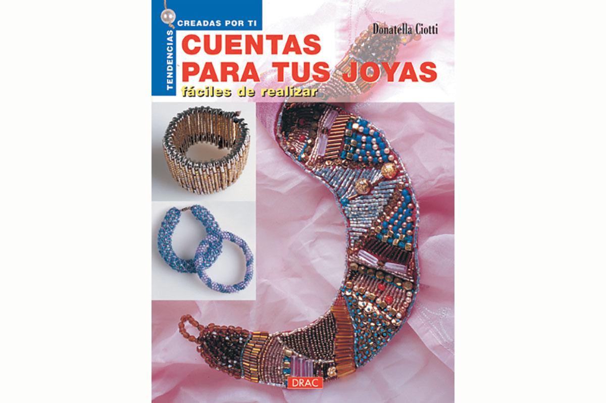 RD18001 Revista CUENTAS Y ABALORIOS TENDENCIAS Cuentas para tus joyas 96 pag El drac