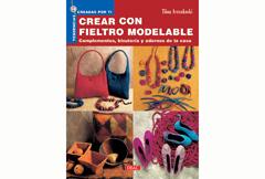RD18012 Libro FIELTRO Crear con fieltro modelable El drac