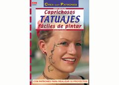 RD30001 Revista TATUAJE Caprichosos tatuajes faciles de pintar El drac