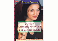 RD30002 Revista TATUAJE Sutiles tatuajes pintados a la ultima moda El drac