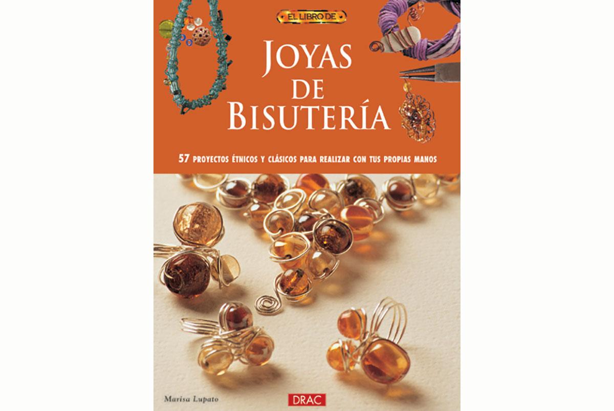 RD3092 Libro CUENTAS Y ABALORIOS Joyas de bisuteria 160 pag El drac