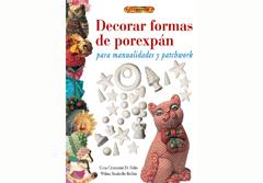 RD3106 Libro POREX Decorar formas de porexpan para manualidades i patchwork El drac