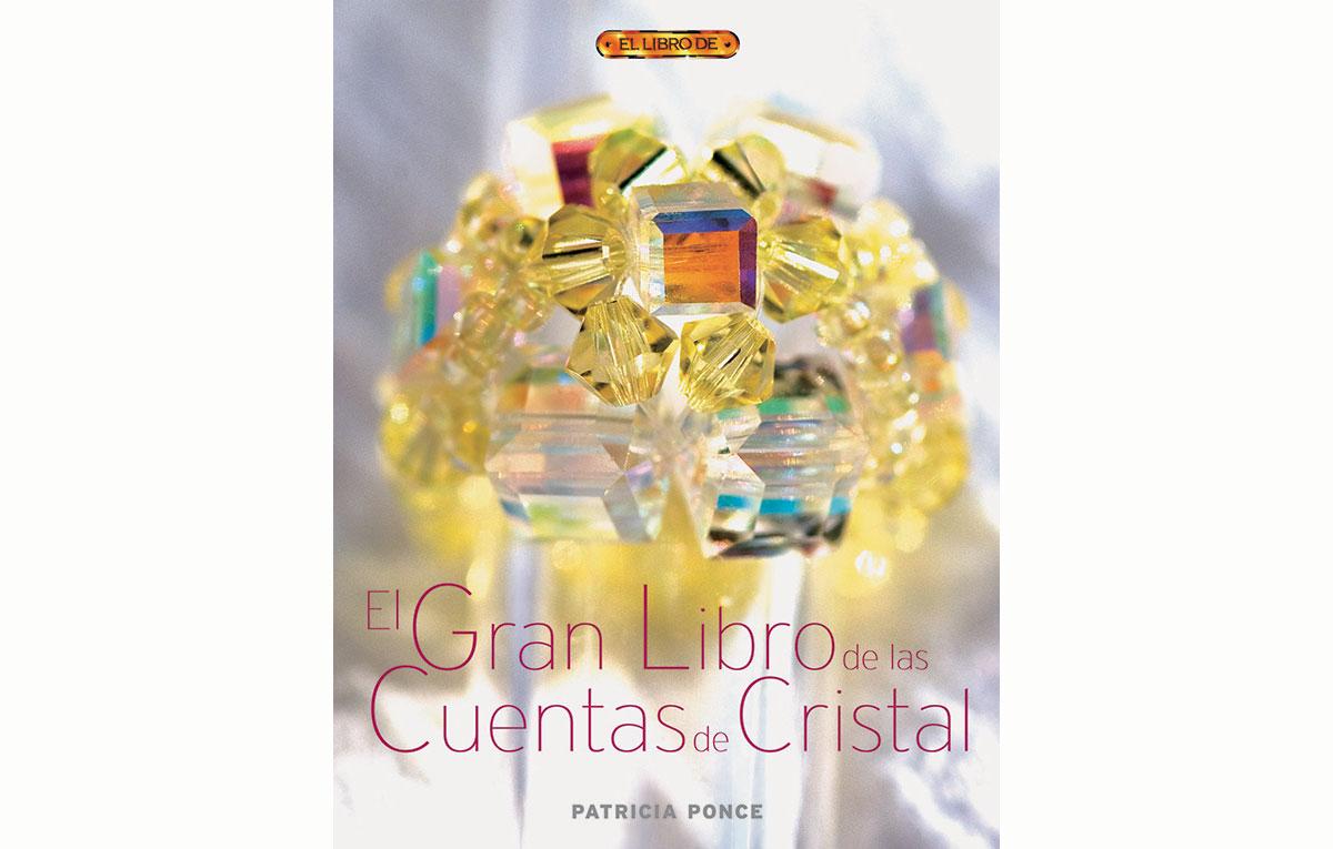 RD3116 Libro CUENTAS Y ABALORIOS Gran libro cuentas de cristal El drac